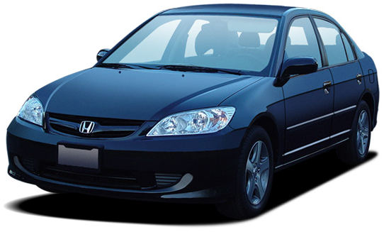 Honda Civic VII седан 2WD (Хонда Цивик) 2000-2005
