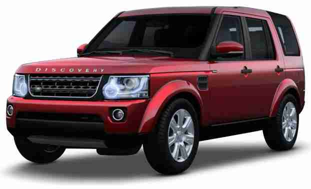 Land Rover Discovery IV (LR4) (Ленд Ровер Дискавери ЛР4) 2009-2016